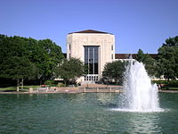 The University of Houston, located in the Third Ward, is a public research university and the third-largest institution of higher education in Texas.<ref>https://uhsystem.edu/uh-system/uh/</ref>