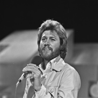 Gibb in 1973 on the Dutch television show TopPop.