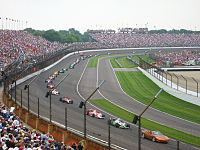 Indianapolis 500 pace cars