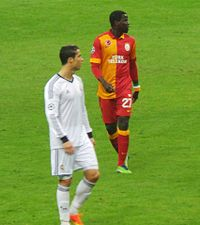 Betting advertisements are banned in Turkey. On 9 April 2013, Real Madrid (whose shirt sponsors were bwin) were required to wear sponsor-free jerseys while playing against Galatasaray in Istanbul.