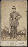 Sgt. Samuel C. Wright, 29th Massachusetts, earned the Medal of Honor for his actions at Antietam