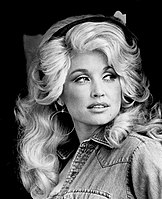 Dolly Parton achieved international recognition for her work as both a musician and actress during the 1970s and 80s.