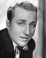 """Bing Crosby was one of the first artists to be nicknamed """"King of Pop"""" or """"King of Popular Music""""."""