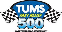 2010 TUMS Fast Relief 500