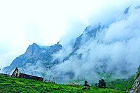 Khirganga is one of the most popular treks in Himachal.