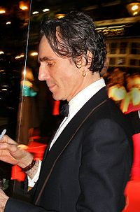Day-Lewis at the 2008 British Academy Film Awards