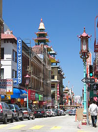 San Francisco's Chinatown is the oldest (and one of the largest) in North America.