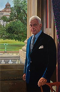 Speaker of the House Tom Foley official congressional portrait