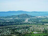 Townsville, the largest city in North Queensland and one of the state's many regional cities