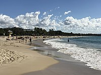 Noosa Heads on the Sunshine Coast, Queensland's third largest city and a major tourist destination