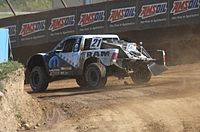 MacCachren's racing his Pro 2WD truck to his 200th victory in TORC