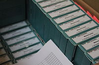 Microfilms at the Internet Archive