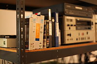 Videocassettes at the Internet Archive