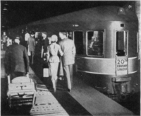 The 20th Century Limited at Grand Central Terminal, c. 1952