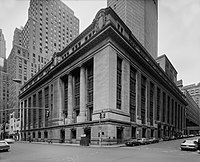 Grand Central Post Office Annex in 1988