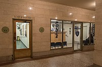 MTA Police and lost-and-found offices