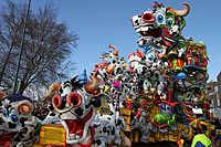 Carnival in North-Brabant and Limburg