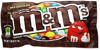 Plain/Milk Chocolate M&M's were introduced in 1941.