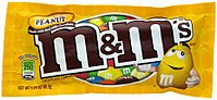 Peanut M&M's were introduced in 1954.