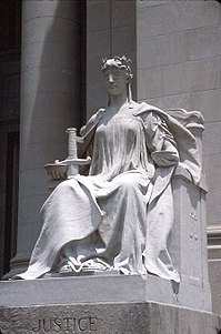 Lady Justice, Shelby County Courthouse, Memphis, Tennessee, United States