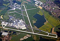 Václav Havel Airport Prague is one of the busiest airports in central Europe, carrying 16.8 millions of passengers in 2018