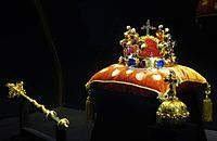 The Bohemian Crown Jewels are the fourth oldest in Europe.