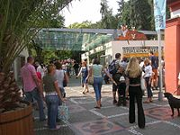 Prague Zoo, selected in 2015 as the fourth best zoo in the world by TripAdvisor