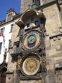 The Prague astronomical clock was first installed in 1410, making it the third-oldest astronomical clock in the world and the oldest one still working.