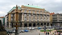 Charles University, founded in 1348, was the first university in Central Europe