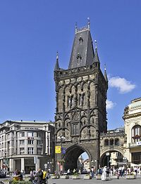 The Gothic Powder Tower