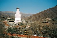 Temples in Mount Wutai