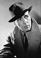 Humphrey Bogart on stage, screen, radio and television