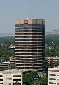 First Interstate Center, in downtown Billings, is the tallest building in Montana.