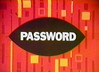 Password (American game show)