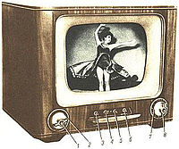 Technology of television