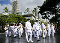 The U.S. federal government's spending on Hawaii-stationed personnel, installations and materiel, either directly or through military personnel spending, amounts to Hawaii's second largest source of income, after tourism.