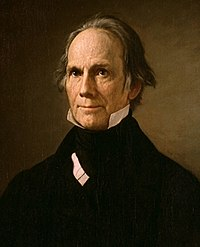 Henry Clay of Kentucky