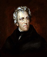 Presidency of Andrew Jackson