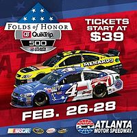 2016 Folds of Honor QuikTrip 500