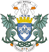 Coat of arms of the city of Dundee