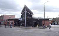 Dundee bus station