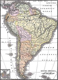 History of South America