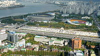 Seoul Sports Complex, Korea's largest integrated sports center