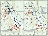 Overview of the battle, December 13, 1862 (additional map 2)