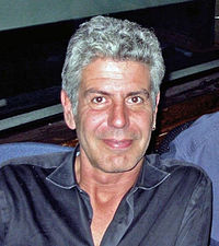 Bourdain in 2007