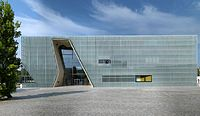 Museum of the History of Polish Jews opened in 2013