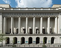 Warsaw Philharmonic is a venue for the International Chopin Piano Competition