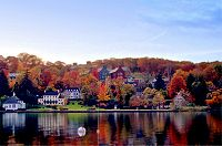 Cold Spring Harbor Laboratory on the North Shore of Long Island is an internationally renowned biomedical research facility and home to eight scientists awarded the Nobel Prize in Physiology or Medicine.