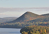 Sugarloaf Hill in Putnam County, New York, in the Hudson Valley