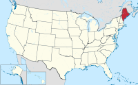 List of cities in Maine